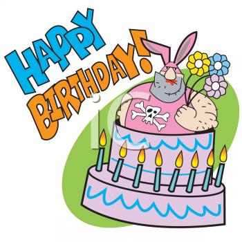 happy birthday cake 18. Happy Birthday Cake Animation