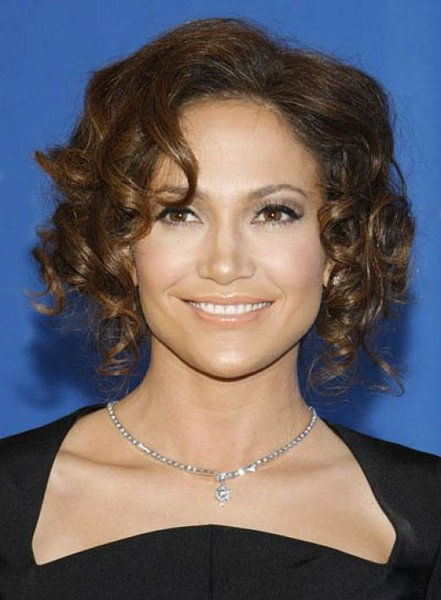 nice hairstyles for girls with curly. Short Curly Haircut for Teen