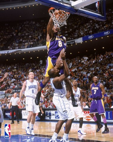 lebron james dunk on kobe. Lebron James Dunk Over Kobe