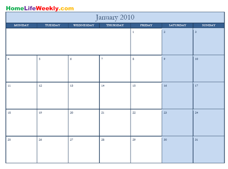 2011 calendar printable by month. This month by month calendar