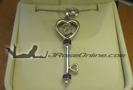 Jane Seymour Open Heart Necklace - Compare Prices, Reviews and Buy