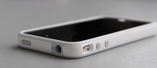 white iphone 4 bumper case. Black And White Iphone 4 Case.