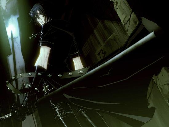 anime wallpaper dark. Dark Anime Wallpaper