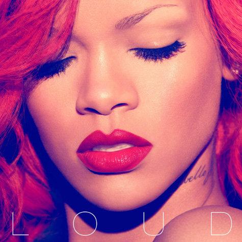 rihanna red hair 2011. Rihanna Red Hair