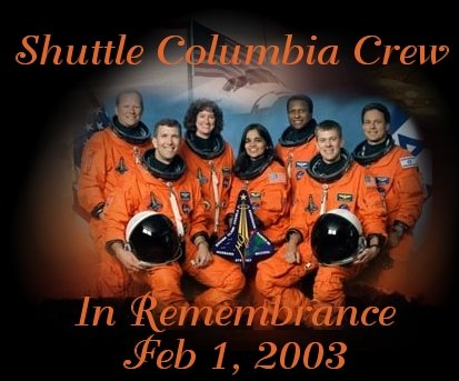2003 space shuttle columbia bodies - photo #34