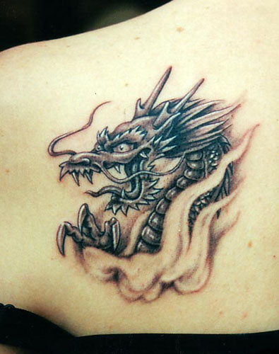 Dragon Head Tattoo, Dragon Head Tattoo Pictures, Head Tattoos, Dragon Tattoo, Head Dragon Tattoo, Tattoo Dragon Head, Tattoo Head Dragon