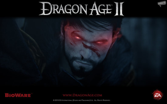 dragon age ii wallpaper. Dragon Age 2 Wallpapers