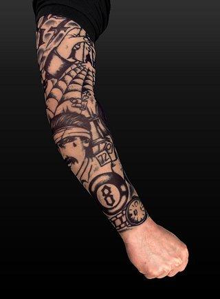 Tribal Sleeve Tattoos Tribal Sleeve Tattoo