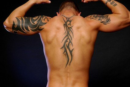 tattoos pictures for men tribal.  Men The