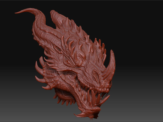 Dragon Head Pictures