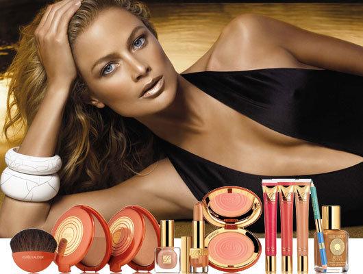 Estée Lauder Summer 2009 Bronze Goddess Collection