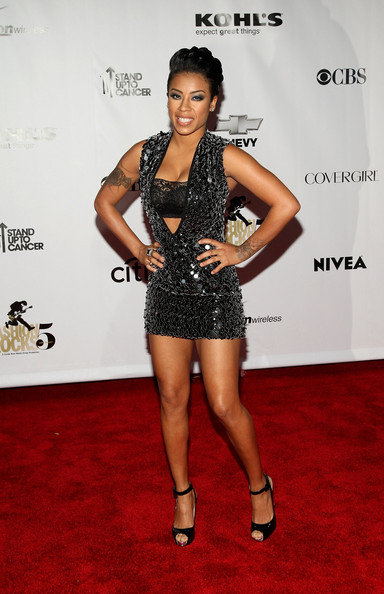 Celebrity Look of the Day Keyshia Cole