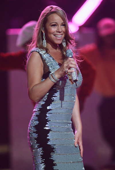 Celebrity Look of the Day Mariah Carey