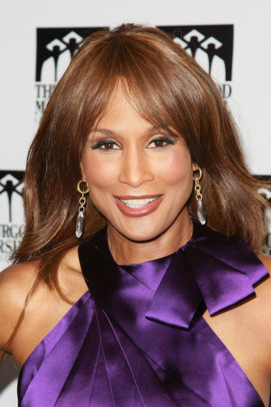Celebrity Look of the Day Beverly Johnson