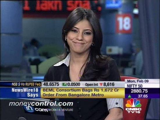 mitali mukherjee stunning news reporter of india