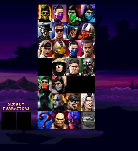 mortal kombat 9 characters ps3. mortal kombat 9 characters