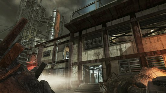 Call Of Duty Black Ops Ascension Map Layout. Call Of Duty Black Ops Zombies