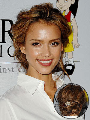 curly prom updo hairstyles 2011. Curly Prom Updos