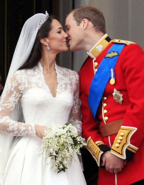 kate middleton wedding hairstyle. Kate Middleton and Prince Williams Royal Wedding Hairstyles