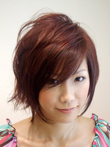 short hairstyles for round face. Short Hairstyles for Round