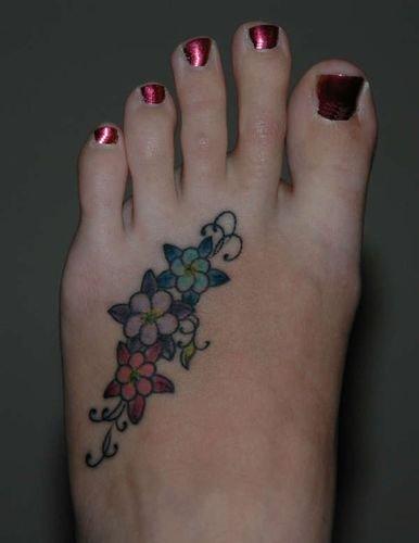 foot tattoo ideas. Foot Tattoo Ideas For Small
