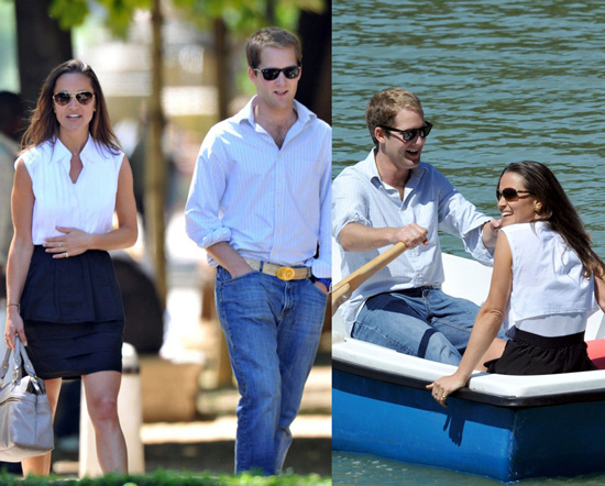 pippa middleton boyfriend. New It celeb Pippa Middleton
