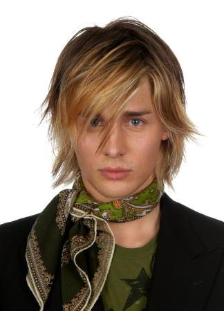 male gothic hairstyles. cyber goth hairstyles. male