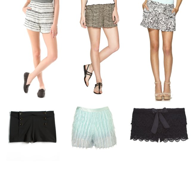 Dressy shorts for summer