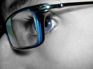 How to Choose Eyeglasses by Your Eye Color POPSUGAR Beauty