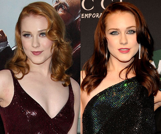 So tell us: which fiery shade do you think best complements her pale skin
