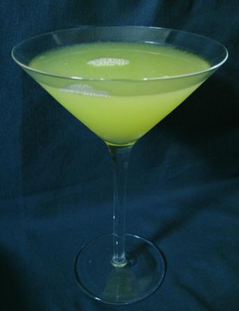 Easy Halloween Recipe For Jade Cocktail Popsugar Food