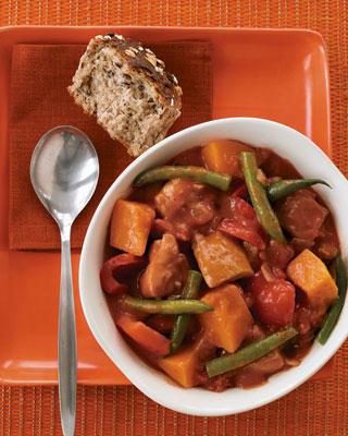 Easy and Fast Chicken Pumpkin Stew Recipe | POPSUGAR Food