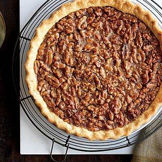 Easy Caramel Walnut Thanksgiving Pie Recipe | POPSUGAR Food