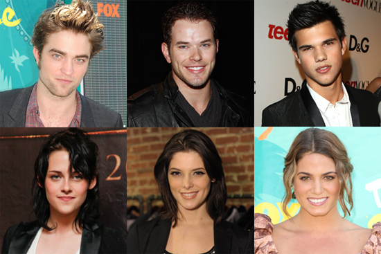 actors of twilight