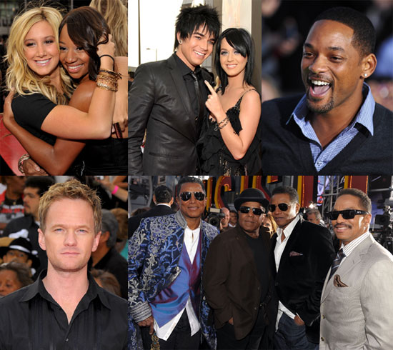 will smith wife red carpet. Stars From J Lo to Will Smith