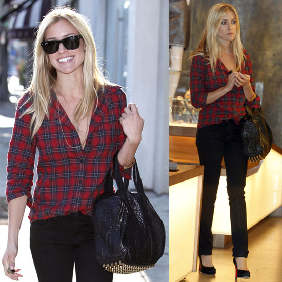 How to Rock Plaid, The Right Way