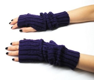 ARM WARMER KNIT PATTERNS - Free Patterns