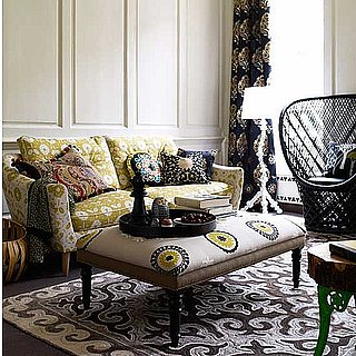 From The Once Prized Minimalism Of Two Toned Straight Edged Rooms To Newly Reborn Over Top Combination Multiple Patterns Layered On