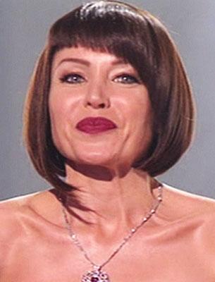 chinese bob hairstyle. Danni Minogue – Bob hairstyle