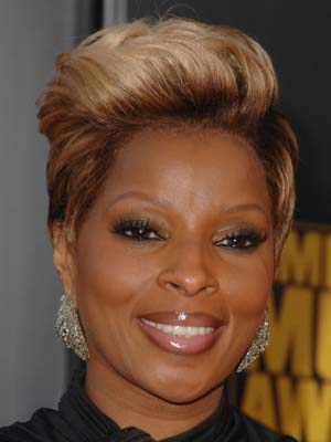 mary j blige hairstyles. Mary J. Blige#39;s Twitter