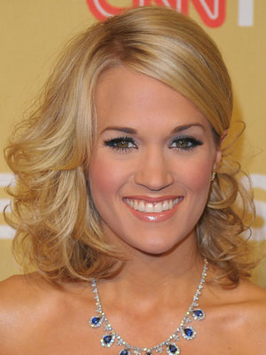 Carrie Underwood proves that