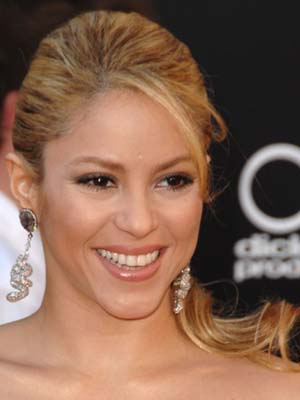 shakira awards photo