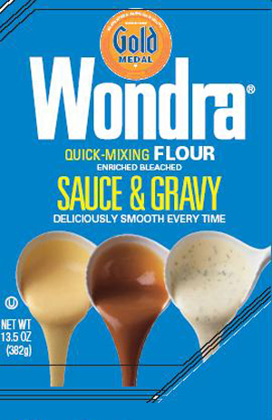 wondra flour white sauce