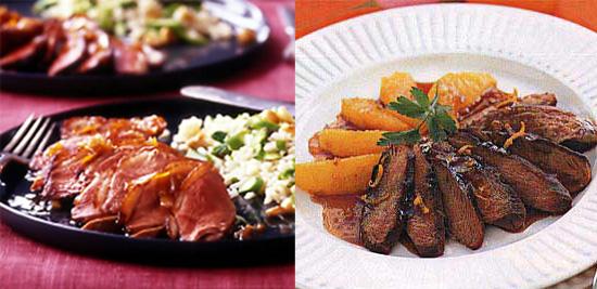 Easy & Expert Recipes For Duck Breast a l'Orange | POPSUGAR Food