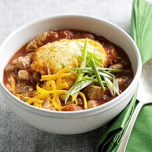 Drunk Chili And Cheddar Cornbread Dumplings Recipes — Dishmaps