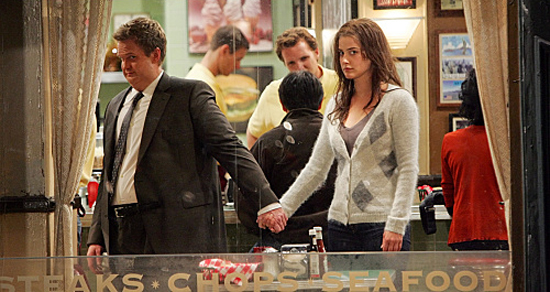 How i met your mother when did barney and robin start dating