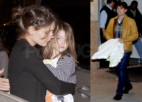 suri cruise eating