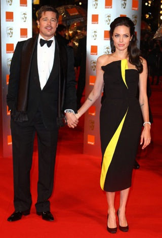 Angelina Jolie and Brad Pitt have tackled a lot together — namely,