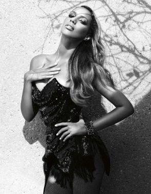 leona lewis model