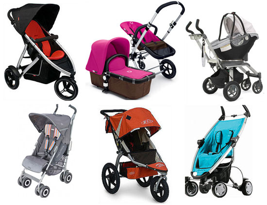 good strollers with features